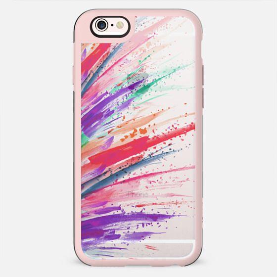 Colorful Splatter - New Standard Case