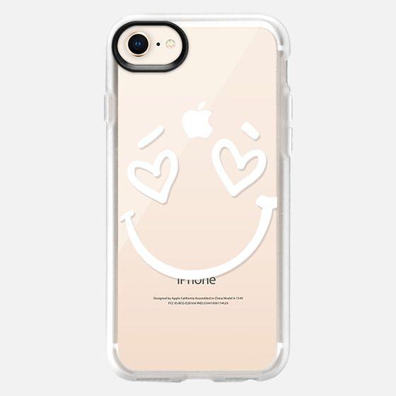 Love Smile - Snap Case