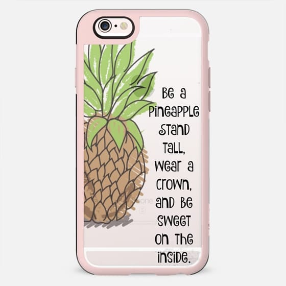 Pineapple Crown Android - New Standard Case