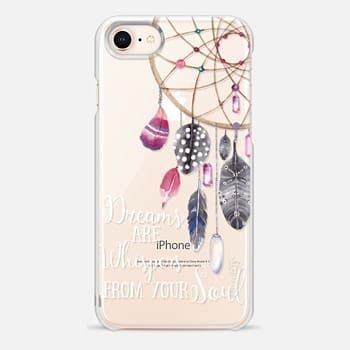 iPhone 8 Case Whisper Soul Dreamcatcher