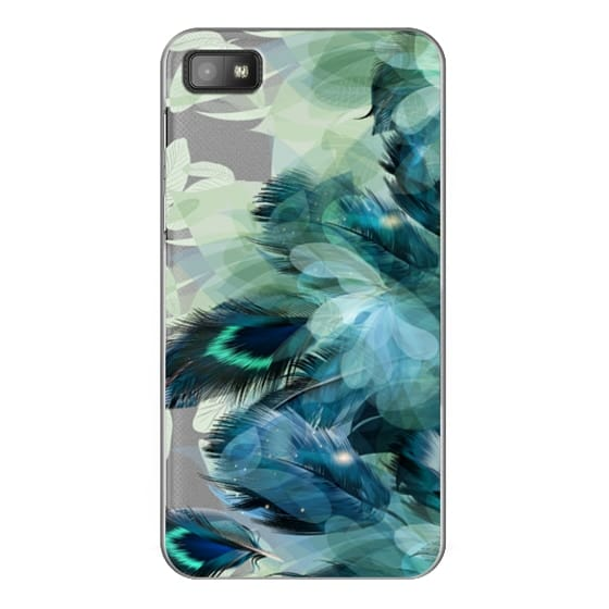 Blackberry Z10 Cases - Peacock Dream