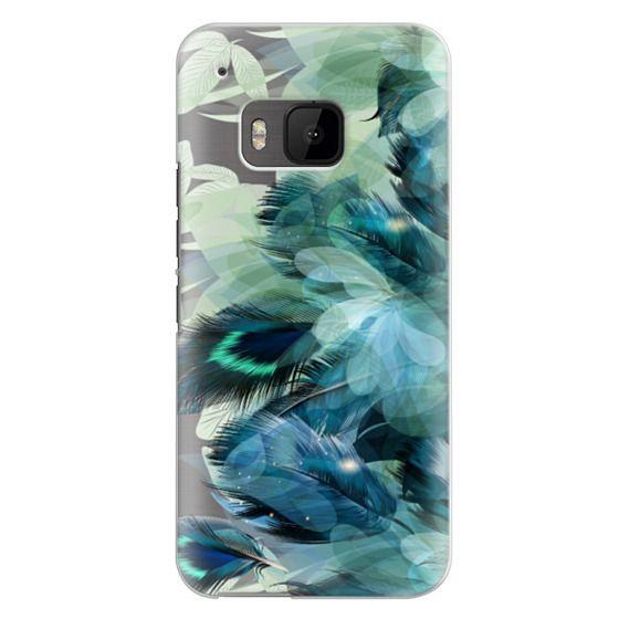 Htc One M9 Cases - Peacock Dream