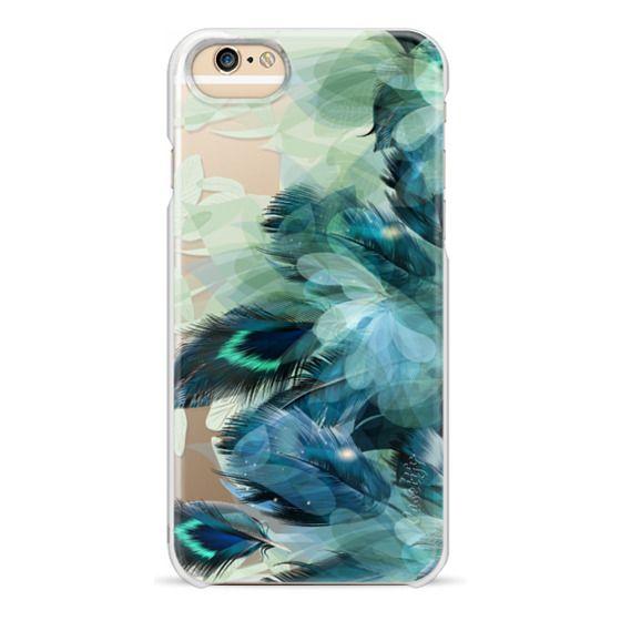 iPhone 6 Cases - Peacock Dream