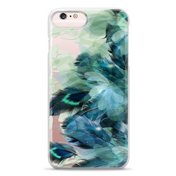 iPhone 6s Plus Cases - Peacock Dream