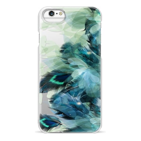 iPhone 6s Cases - Peacock Dream
