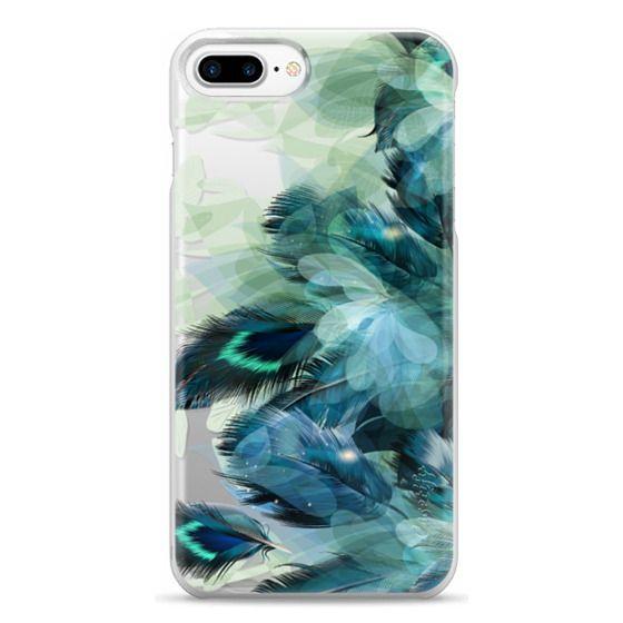 iPhone 7 Plus Cases - Peacock Dream