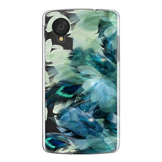 Nexus 5 Cases - Peacock Dream