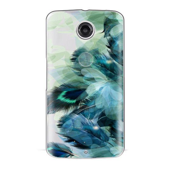 Nexus 6 Cases - Peacock Dream