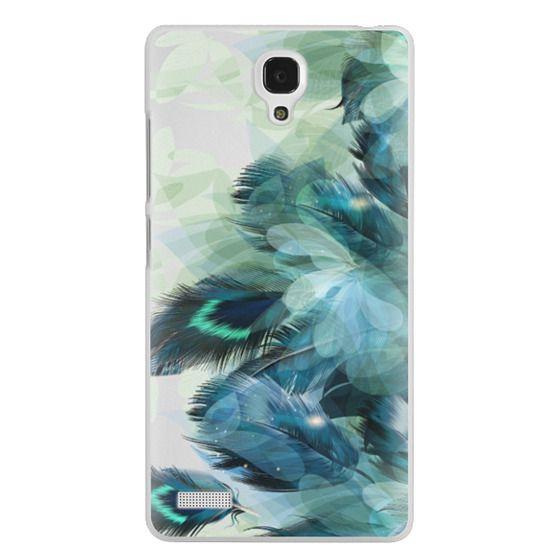 Redmi Note Cases - Peacock Dream
