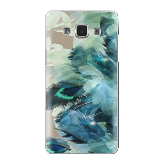 Samsung Galaxy A5 Cases - Peacock Dream