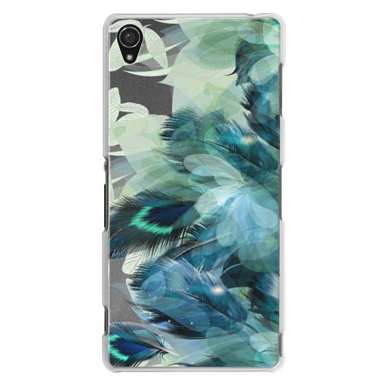 Sony Z3 Cases - Peacock Dream