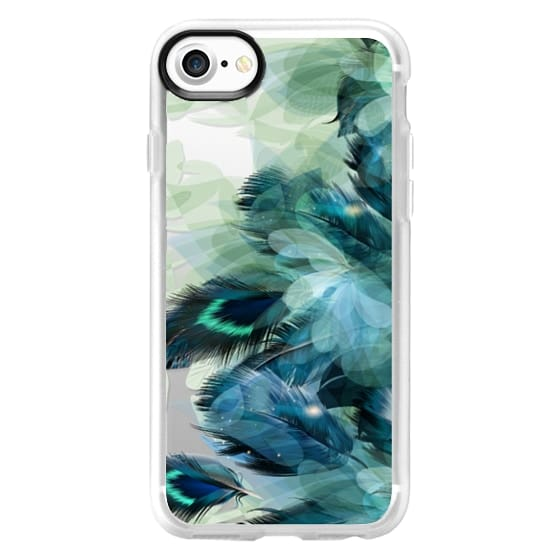 iPhone 7 Cases - Peacock Dream