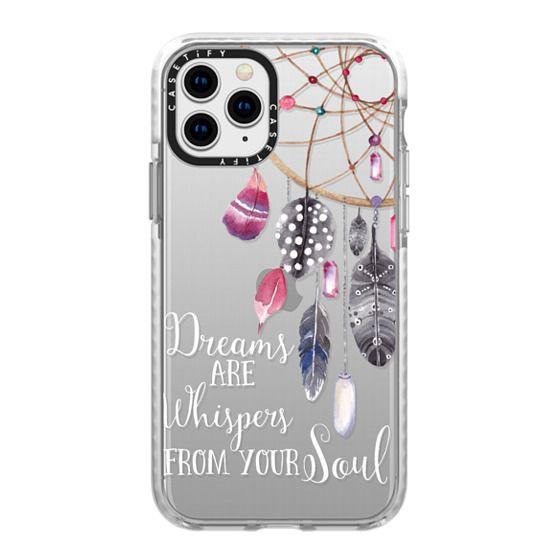 iPhone 11 Pro Cases - Whisper Soul Dreamcatcher