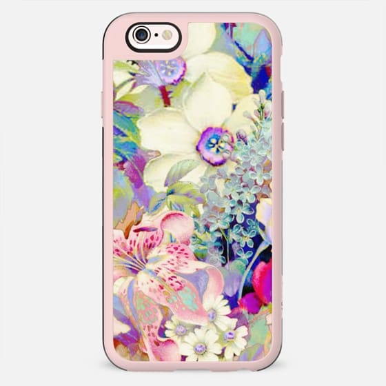 summery floral - New Standard Case