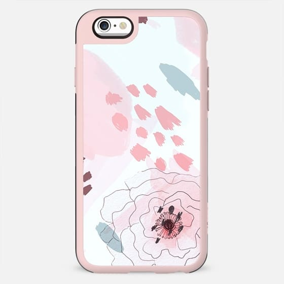 flower and shapes - New Standard Case