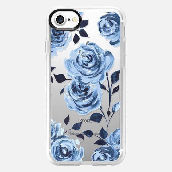 Porcelain Roses - Classic Grip Case