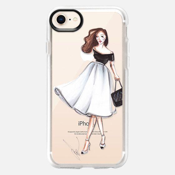 Fashion girl - Snap Case