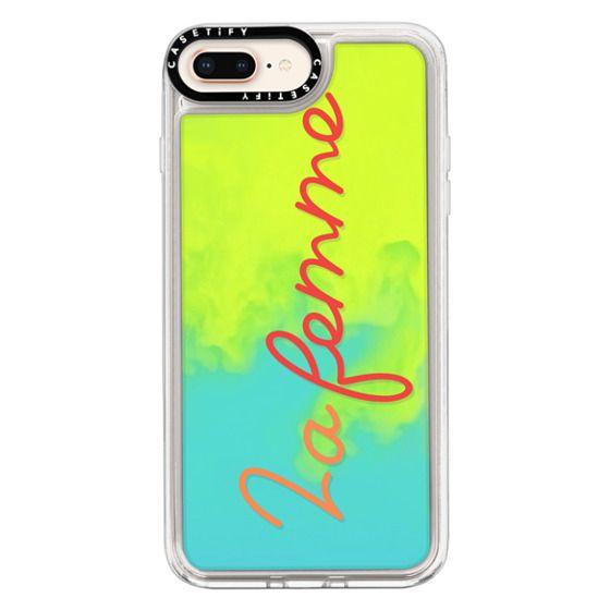 iPhone 8 Plus Cases - La femme