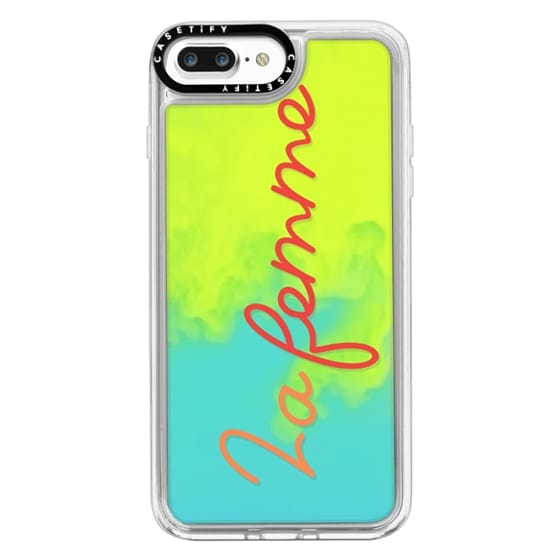 iPhone 7 Plus Cases - La femme