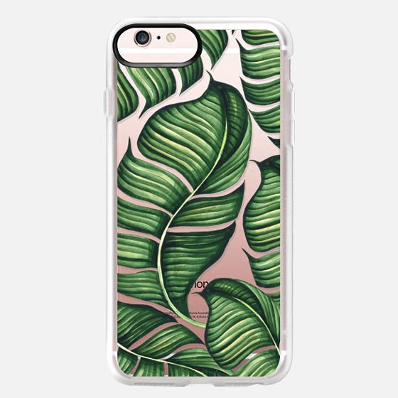 iPhone 6s Plus Case - Banana leaves