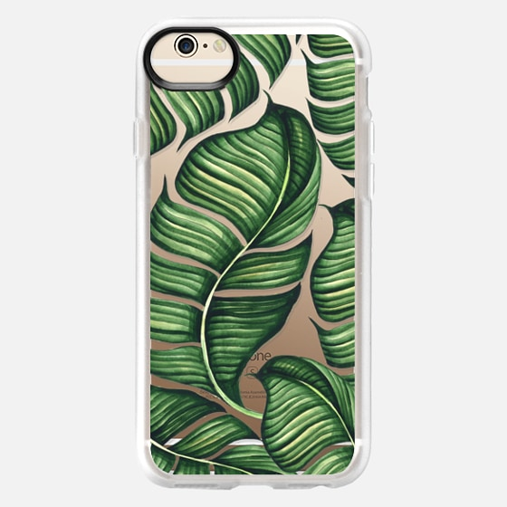 iPhone 6 Capa - Banana leaves