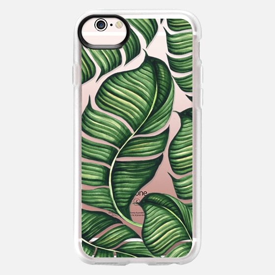 iPhone 6s Case - Banana leaves