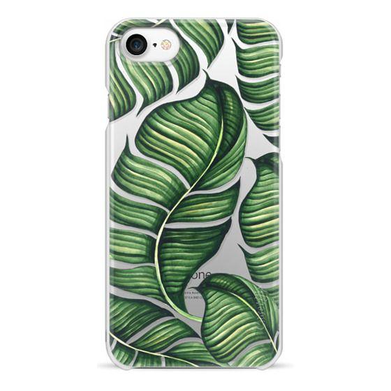 iPhone 7 Coque - Banana leaves