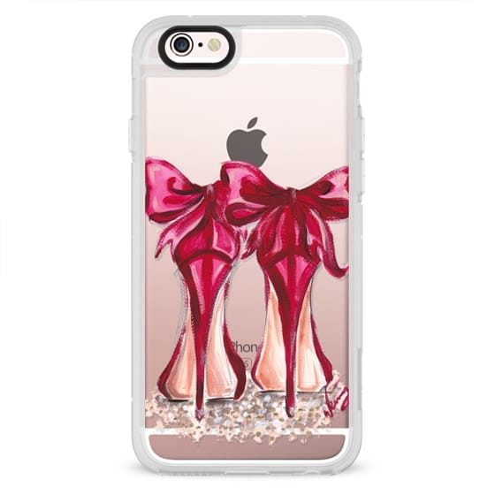 iPhone 6s Cases - Red shoes