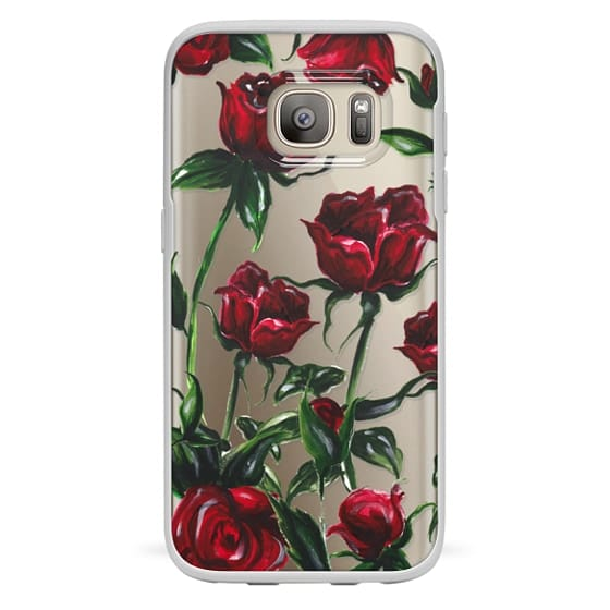 Samsung Galaxy S7 Cases - Roses