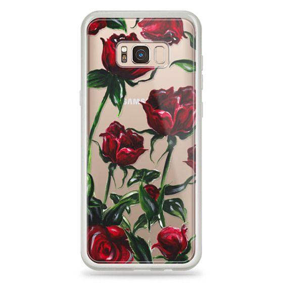 Samsung Galaxy S8 Plus Cases - Roses