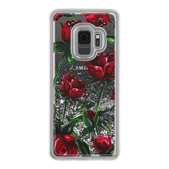 Samsung Galaxy S9 Cases - Roses