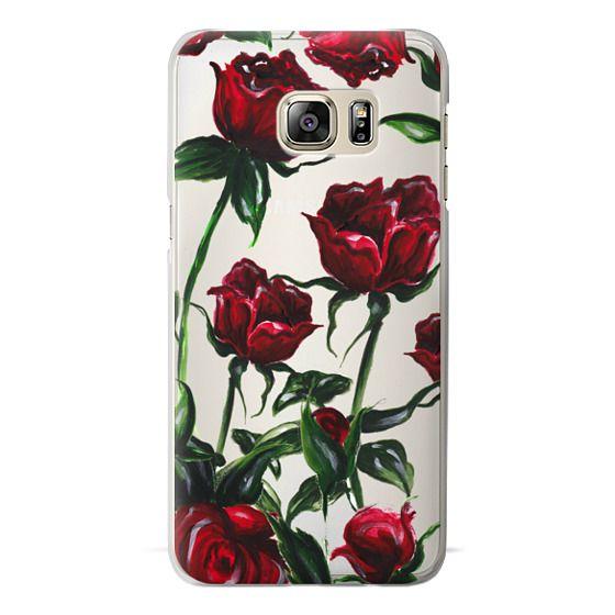 Samsung Galaxy S6 Edge Plus Cases - Roses
