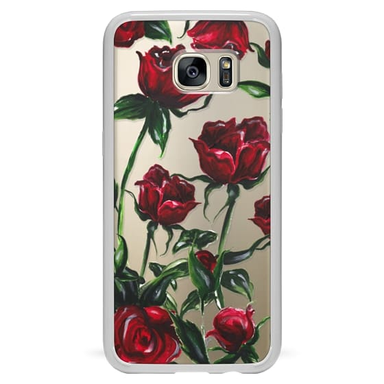Samsung Galaxy S7 Edge Cases - Roses