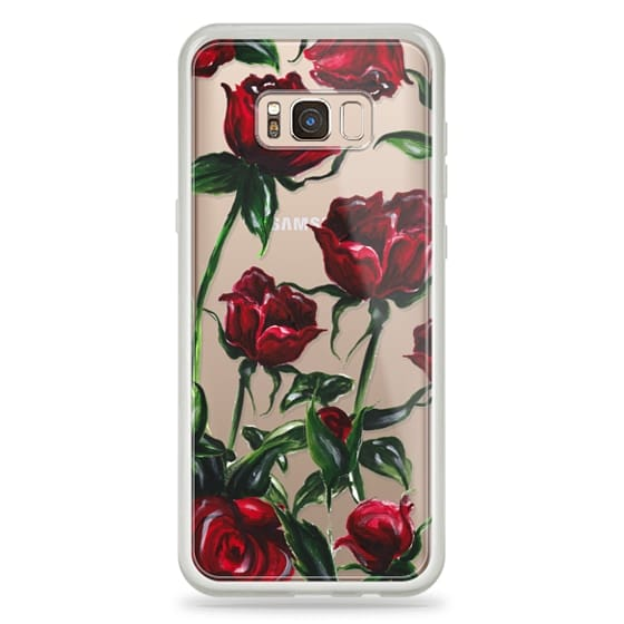 Samsung Galaxy S8 Plus Cases - Roses