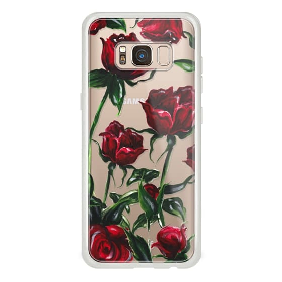 Samsung Galaxy S8 Cases - Roses