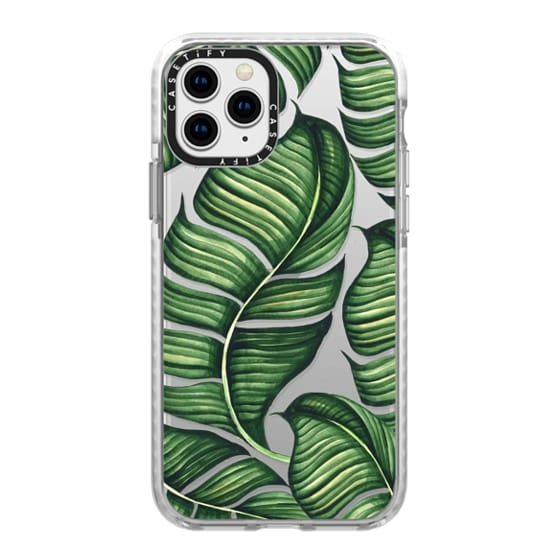 iPhone 11 Pro Cases - Banana leaves