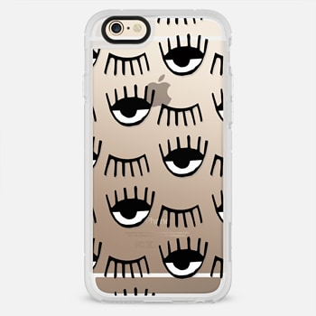 iPhone 6 Case Evil Eyes N Lashes