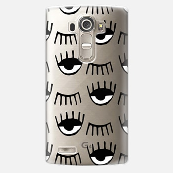 LG G4 Case Evil Eyes N Lashes