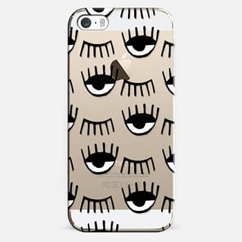 iPhone 5s Case Evil Eyes N Lashes