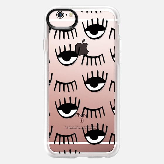 iPhone 6s Capa - Evil Eyes N Lashes