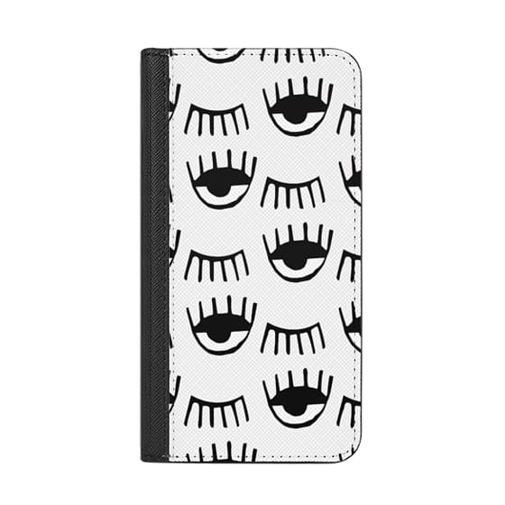 iPhone 6 Plus Cases - Evil Eyes N Lashes