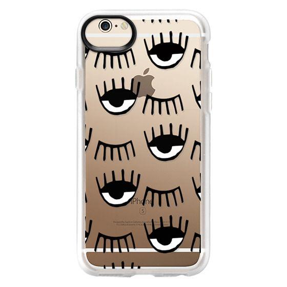 iPhone 6 Cases - Evil Eyes N Lashes
