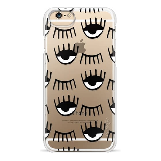 iPhone 6 Cases - Evil Eyes N Lashes