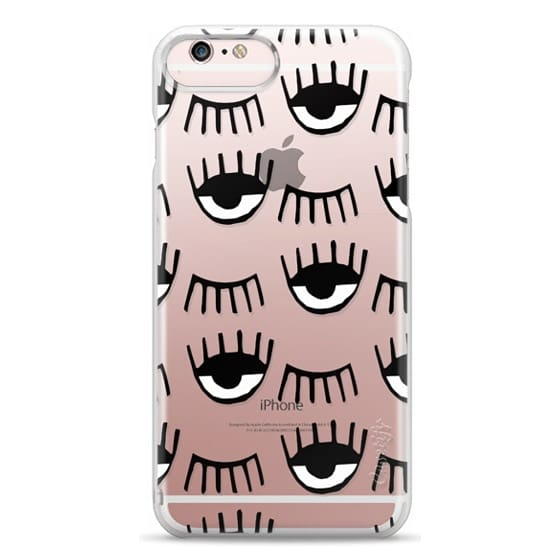 iPhone 6s Plus Cases - Evil Eyes N Lashes