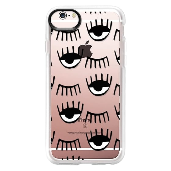 iPhone 6s Cases - Evil Eyes N Lashes