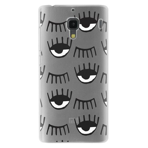 Redmi 1s Cases - Evil Eyes N Lashes