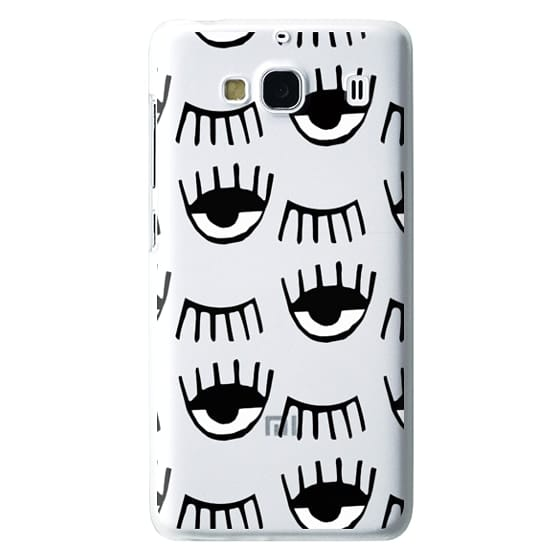Redmi 2 Cases - Evil Eyes N Lashes