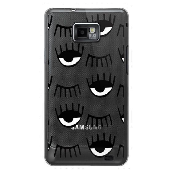 Samsung Galaxy S2 Cases - Evil Eyes N Lashes