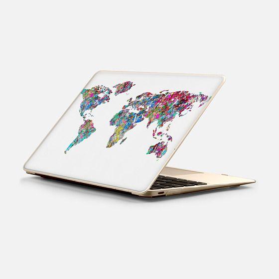 Macbook 12 Hülle - World of Leaves