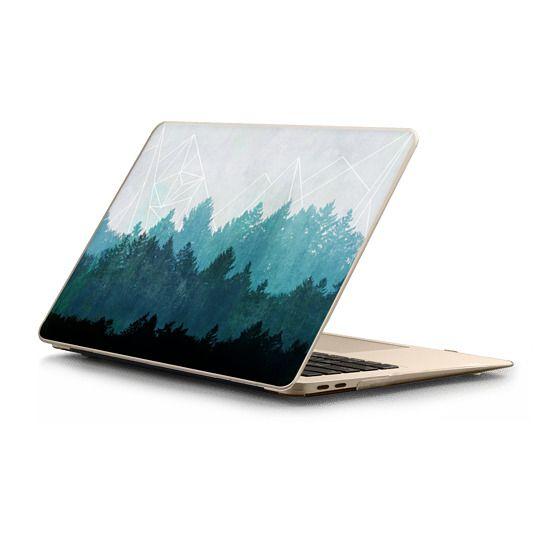 MacBook Air Retina 13 Sleeves - Woods Abstract